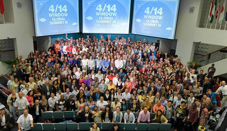 МЦРЛ на міжнародному саміті 4/14 Global Window Summit III в Сінгапурі