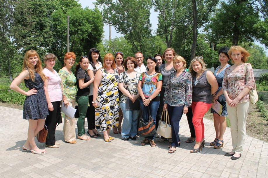 Тренінг для фахівців соціальної сфери по роботі з ромським населенням