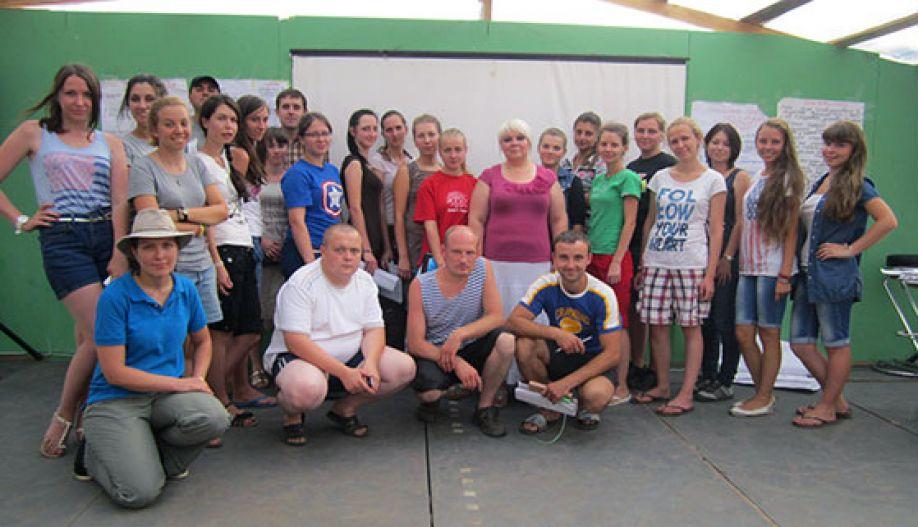 В Одесі відбувся тренінг «Особливості роботи з дітьми, які пережили травму»