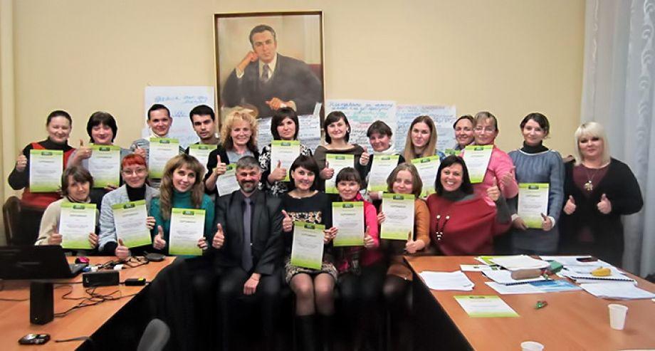 18, 25 жовтня та 1 листопада відбулись тренінги у м. Кіровоград на тему «Робота з дитячими травмами, прив'язаність, дисципліна»