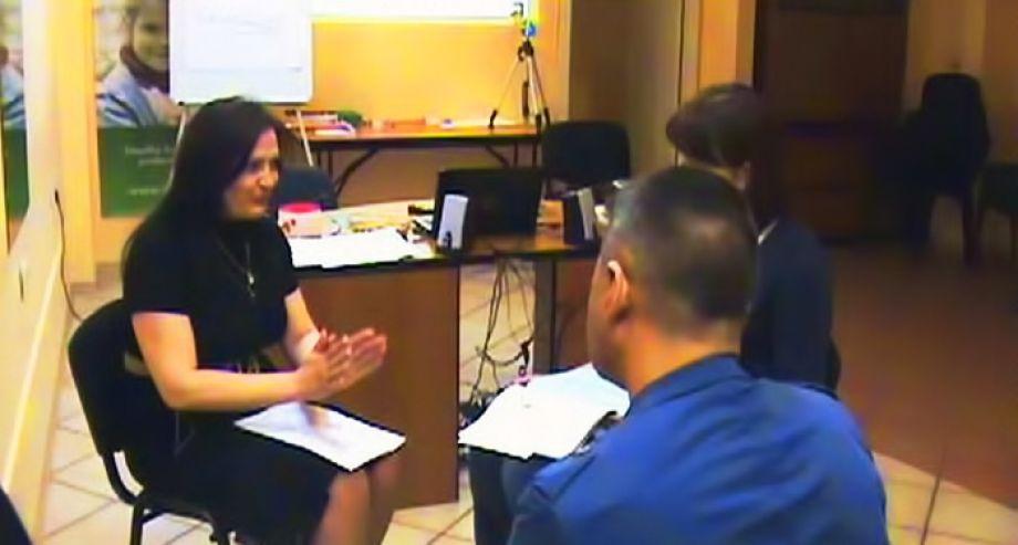 Зустріч в рамках проекту «Школа тренерського розвитку» – 24 квітня 2015 року