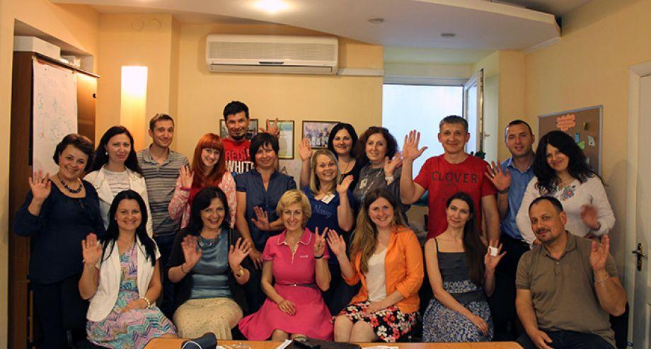 Проект «Всеукраїнська програма підготовки тренерів для християнських громад»