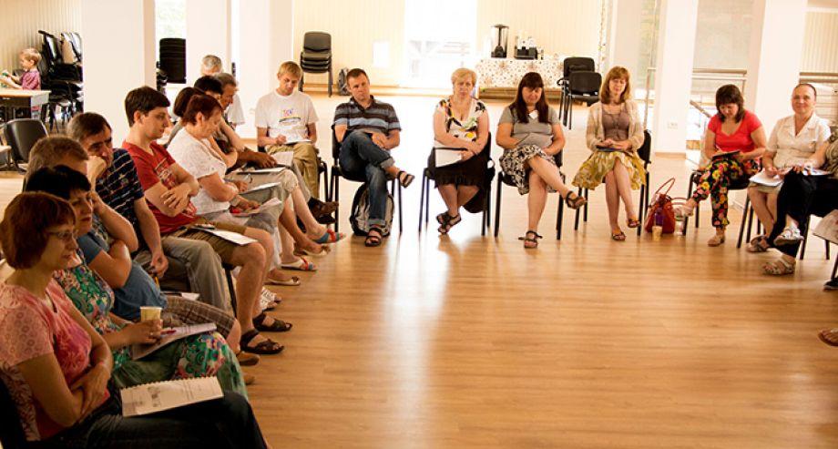 Семінар тренінг «Навички ефективної комунікації як спосіб профілактики синдрому «професійного вигорання/виснаження» у м. Херсон