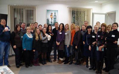 Відкритий тренінг «Важка поведінка прийомних дітей і підлітків: причини, особливості й ефективні методи виховання» в Одесі