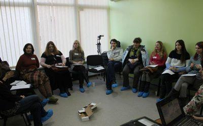 Зустріч «Казкотерапія: творимо зміни правильно»