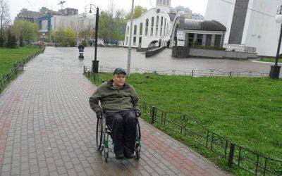 """Олег Полозюк: """"Люди з інвалідністю повинні виявляти власну активність на місцевому рівні"""""""