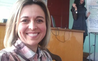 """Юлія Холодовська: """"Коли те, що ти викладаєш, підтверджується особистим життям – це дорогого коштує! Я з радістю іду до батьків"""""""