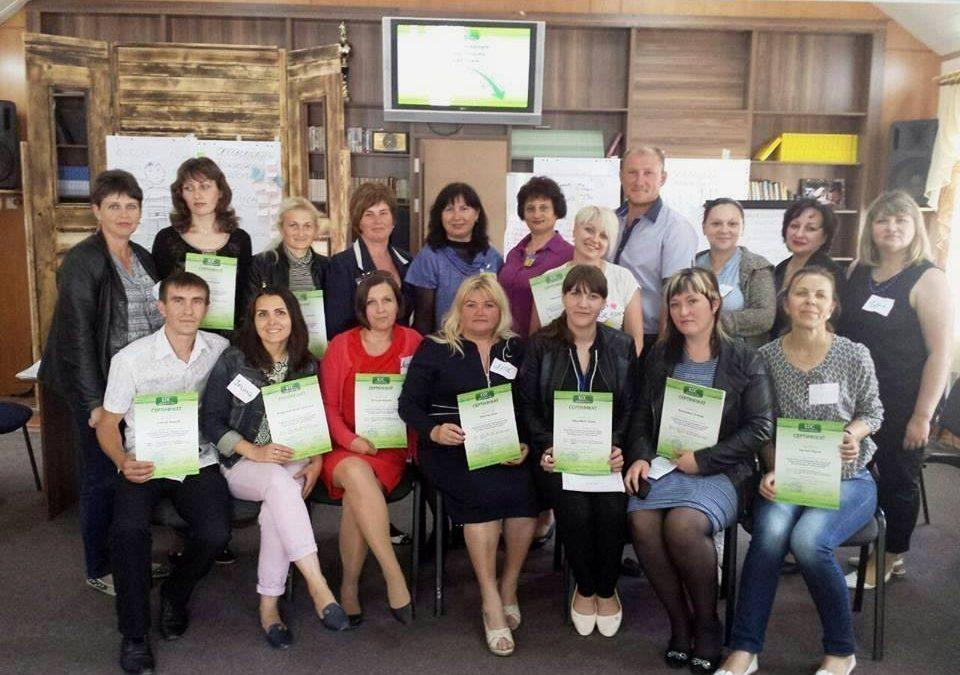 «Ключові аспекти допомоги дітям-сиротам дітям, позбавлених батьківського піклування» в Олешках